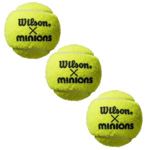 Bola De Tênis Wilson Minions All Court