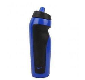 Garrafa Nike Sport Water Bottle Azul e Preta