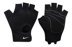 Luva Fitness Nike Men's Fundamental Training Gloves - Preta