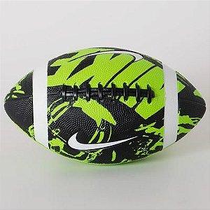 Bola De Futebol Americano Nike Spin 3.0 Fb 9 Oficial Verde