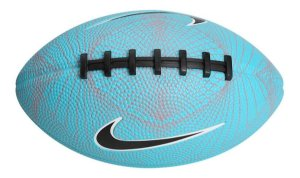 Bola De Futebol Americano Nike 500 Mini 4.0 Fb 5 - Azul