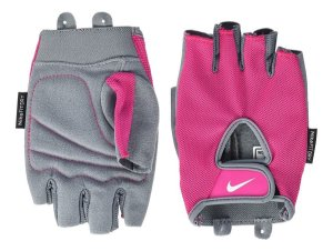 Luva Musculação Women Fundamental Fitness Gloves Pink G