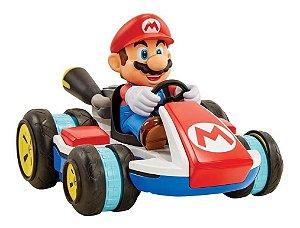 Veículo Super Mario - Rc Mario Racer 3020 Candide 7  Funções