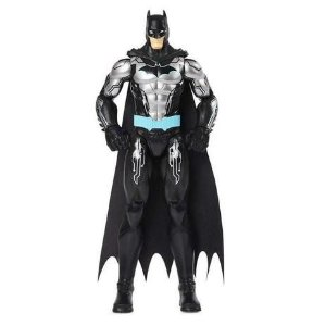 Boneco Batman - Figura De 12 Batman Teck Sunny  2401