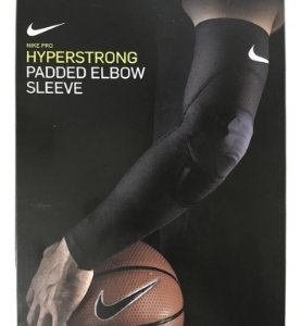 Cotoveleira Hyperstrong Padded Elbow Sleeve Nike L\XL