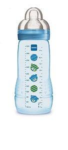 Mamadeira Mam Easy Active 330ml - Emb. Unitária Azul 4833