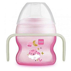Copo Mam Starter Night 150 Ml - Rosa 4254