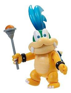 Super Mario Boneco Larry 4 Polegadas 3007 - Candide