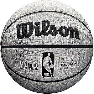 Bola De Basquete Nba Platinum Edition Wilson 7