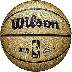 Bola De Basquete Nba Gold Edition 7 Wilson