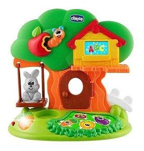 Toy Bl Bunny's House - Bilíngue  Chicco