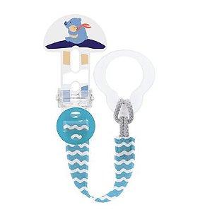 Prendedor Mam Clip It & Cover- Azul 3141