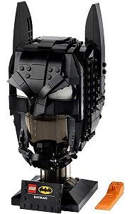 Lego Dc Batman  Capuz Do Batman 410 Peças 76182