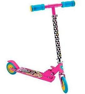 Patinete Barbie2 Rodas F00548  Fun