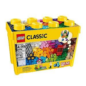 Caixa Grande Lego Classic Peças Criativas 10698