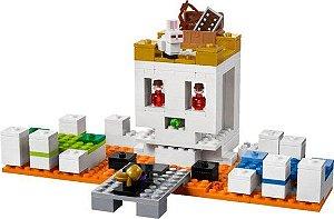 Lego Minecraft 21145 A Arena Da Caveira - 198 Peças