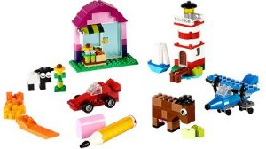 Lego Classic 10692 Peças Criativas Balde 221 Peças