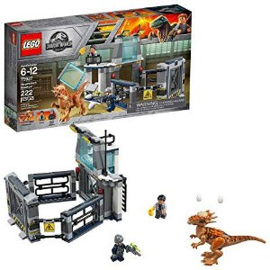 Lego Jurassic World 75927 A Fuga Do Laboratorio Stygimoloch
