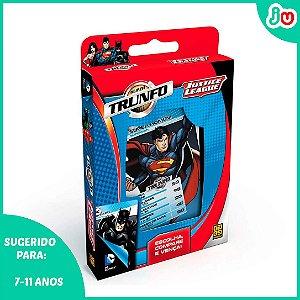 Super Trunfo Liga Da Justiça Justice League Grow