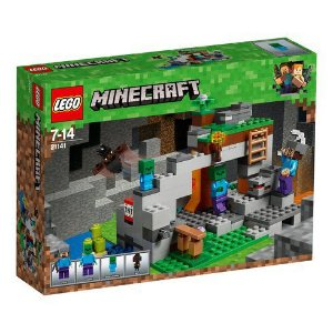 Lego Minecraft 21141 A Caverna Do Zumbi / The Zombie Cave