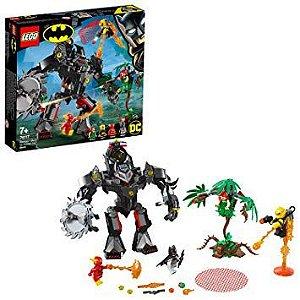 Lego Heroes 76117 Batman Robo vs Poison Ivy Robo