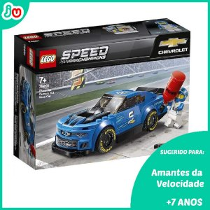 Lego Speed Champions 75891 Race Car Chevrolet Camaro ZL1