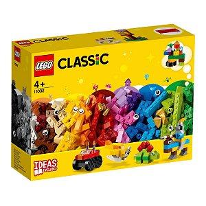 Lego Classic 11002 Conjunto de Peças Básico Basic Bricks 300