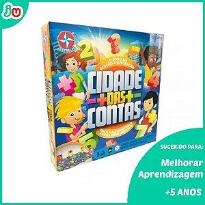 Jogo Educativo Cidade das Contas - Estrela