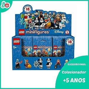 Lego Minifigures Disney Serie 2 - Kit Completo 18 figuras