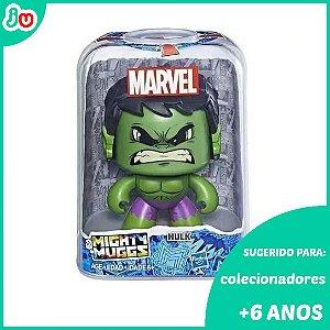 Mighty Muggs Hulk Marvel - Hasbro Boneco Colecionável