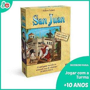 Jogo San Juan Card Game - Grow