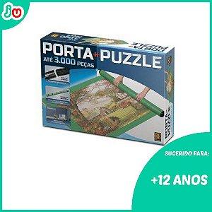 Porta Puzzle Grow até 3000 peças quebra cabeça