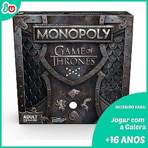 Jogo Monopoly Game Of Thrones - Hasbro
