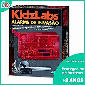 Kit Alarme de Invasão Kidzlabs - 4M
