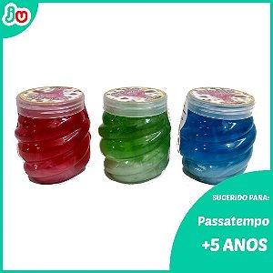 Slime Pearl Iluster C/ Glitter