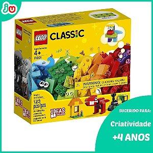 Lego Classic 11001 Peças e Idéias