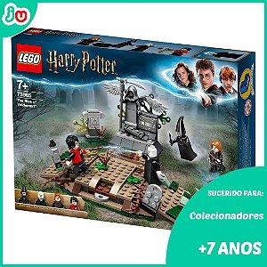 Lego Harry Potter 75965 o Ressurgimento de Voldemort 184pcs