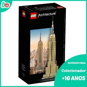 Lego Architecture 21046 - Empire State Building 1767pcs