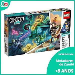 Lego Hidden Side 70422 Ataque de Camarão ao Barracão Mercado