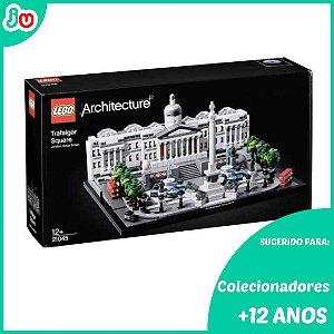 Lego Architecture 21045 Trafalgar Square Praça Londres