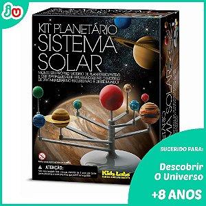 Brinquedo Astronomia Planetário Sistema Solar Kidzlabs 4m