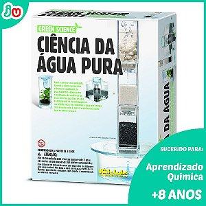 Ciência da Água Pura Brinquedo Green Science 4m Kidzlabs