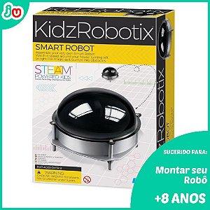 Smart Robot Robô Inteligente Kidzrobotix 4M