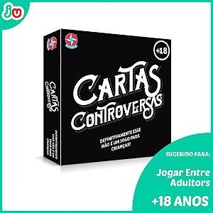 Jogo Cartas Controversas - Estrela