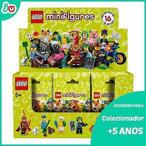 LEGO Minifigures 2019 - Coleção Completa