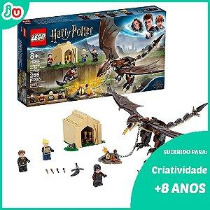 Lego Harry Potter 75946 Torneio Tribruxo Rabo Corneo Hungaro
