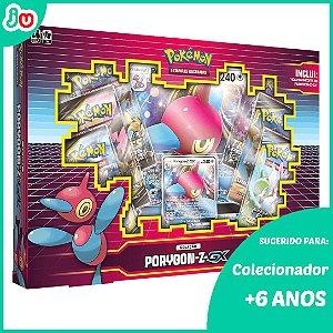 Pokémon Box Coleção Porygon Z GX
