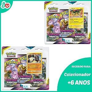 Pokemon 19 cards SL11 Sintonia Mental Vikavolt ou Stakataka