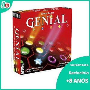 Jogo de Tabuleiro Genial - Devir Board Game