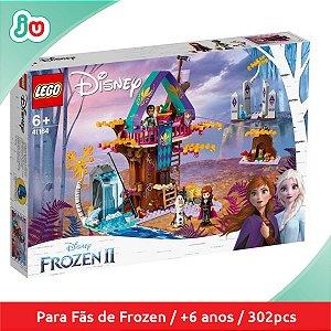 Lego Disney Frozen 41164 A Casa da Arvore Encantada da Anna
